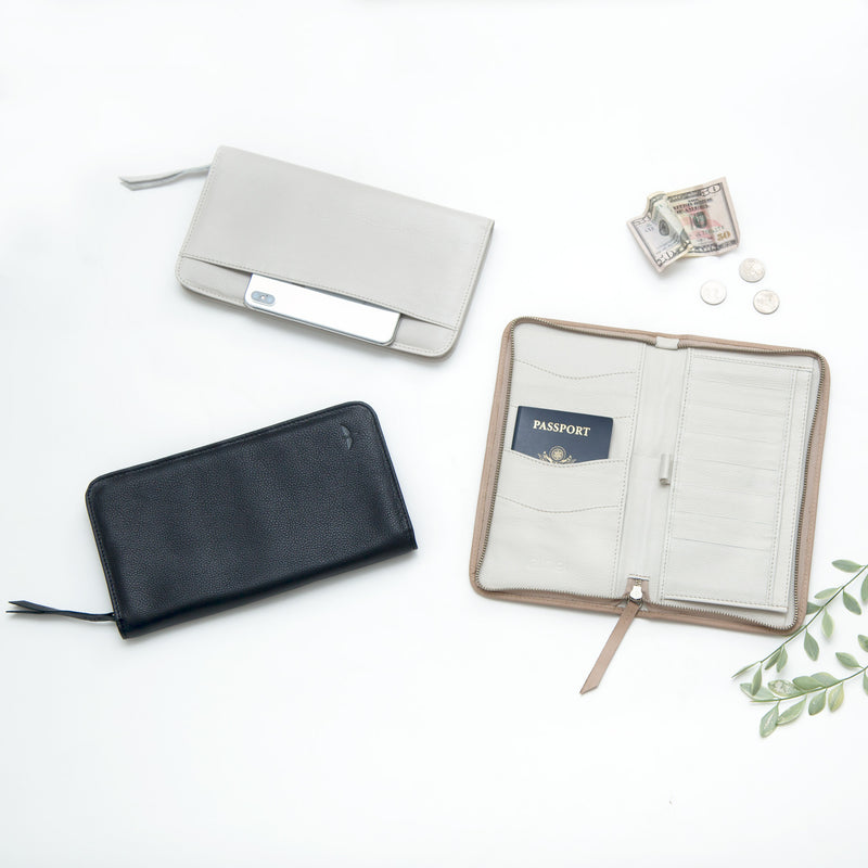 Collection of Travel Wallets