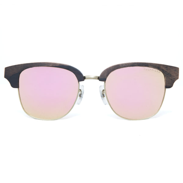 Lani sunglasses in copper from front