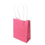 Small Party Favor Paper Treat Bags, 5-Inch, 12-Count