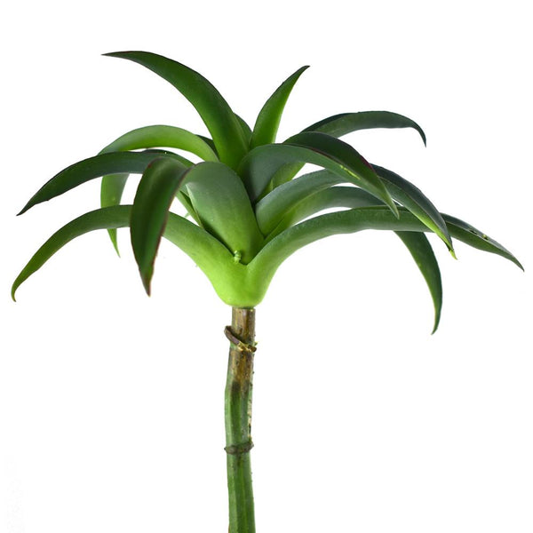 Artificial Air Plant with Stem, Green, 9-Inch