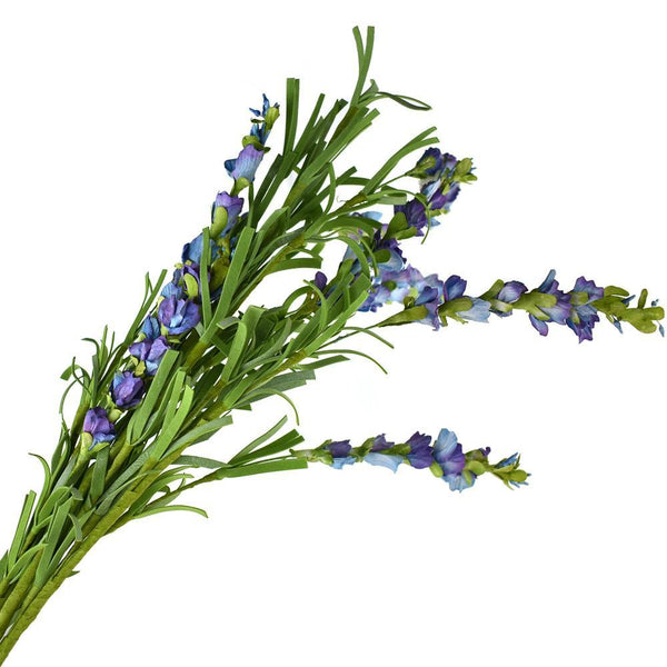 Artificial Foam Rosemary Floral Spray Branch, 33-Inch