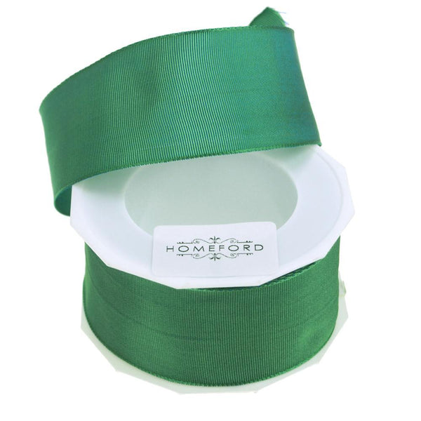 Taffeta Wired Ribbon, Made in Germany, 1-1/2-Inch, 10 Yards, Multi-Lime