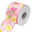 Bunny and Chick Easter Egg Ribbon, Pink, 2-1/2-Inch, 10-Yard
