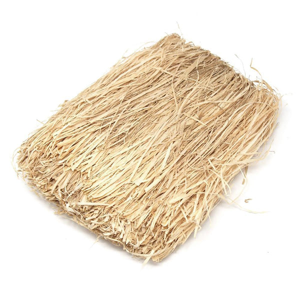 Natural Dried Raffia, 4-1/2-Ounces