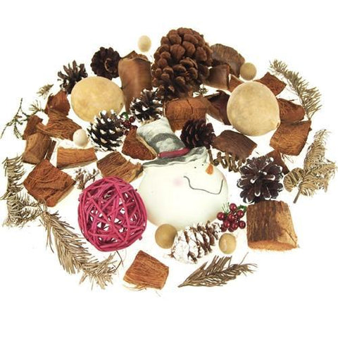 Snow Days Botanical Blend Potpourri, 10 oz
