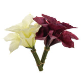Artificial Calla Lily Spray Bundle, 11-Inch