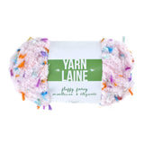 Fluffy Fancy Polyester Yarn Bundle, 27-Yard