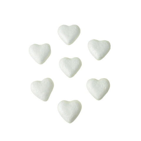 Craft Styrofoam Hearts, 1-1/4-Inch, 40-Count