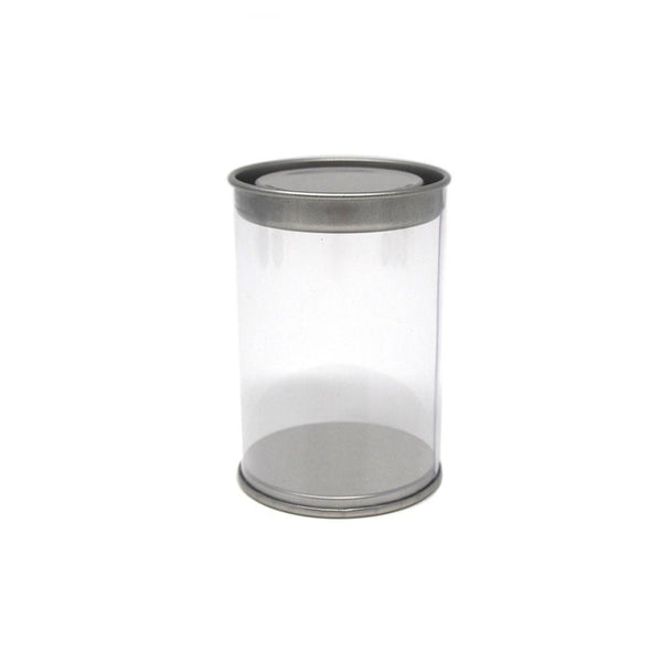 Party Favor Cylinder with Tin Lid, 3-Inch