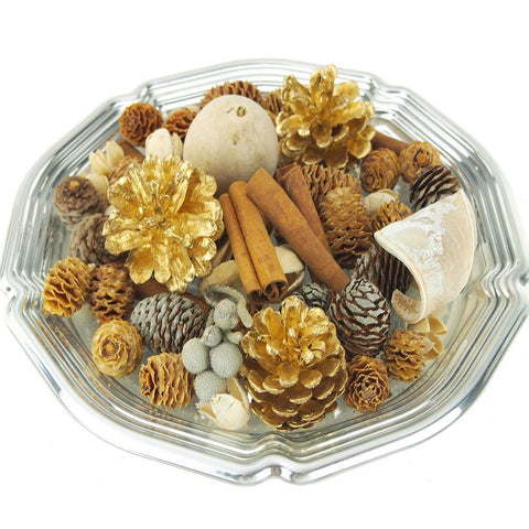 Vanilla Spruce Botanical Blend Fragrance Potpourri, 6 oz