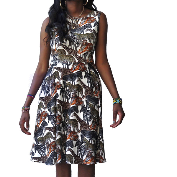 Safari Sundress