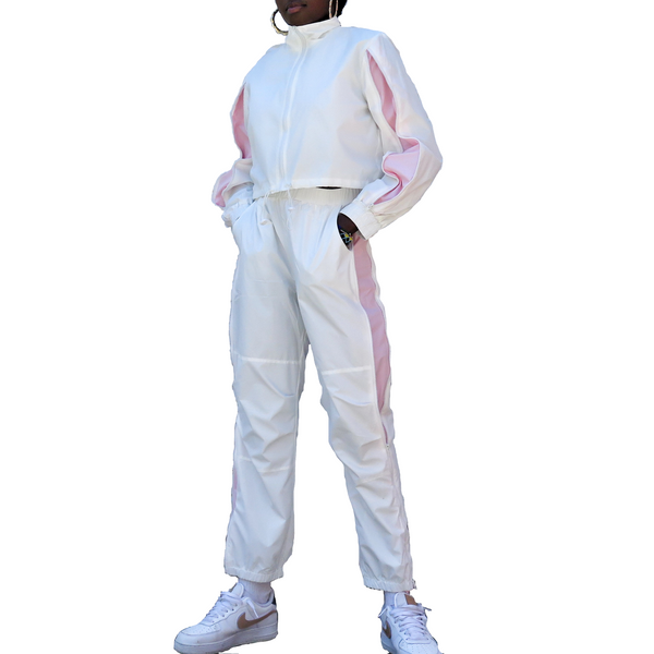 Zip Side Track Suit