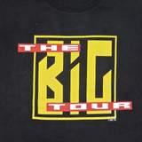 1987 YES The Big Tour T-Shirt