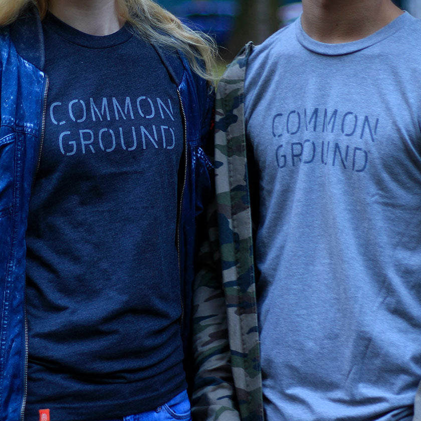 Common Ground Apparel | Portland Oregon USA | Stand For Progress