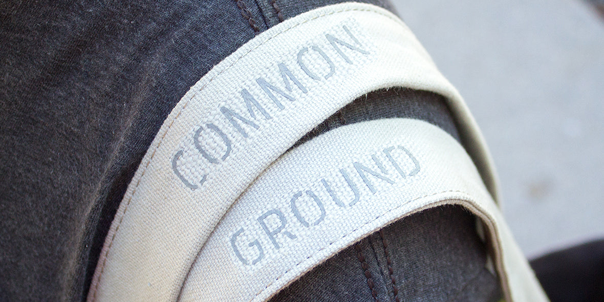 Common Ground Bags | Inspire Empathy and Conversation | #ProgressLooksLike