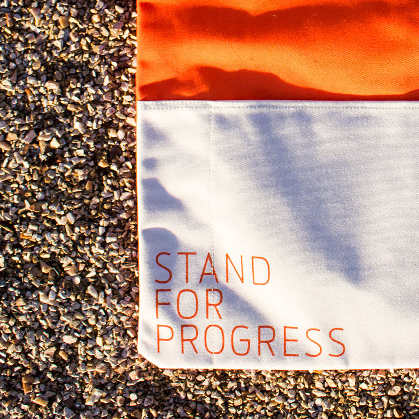 Common Ground Reading Tote Bag | Portland Oregon USA | Stand For Progress