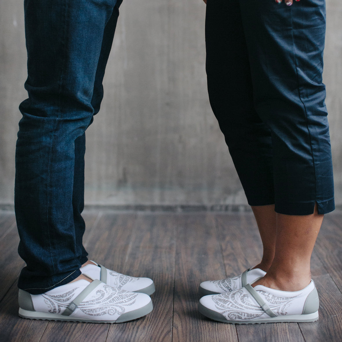Take a stand on Marriage Equality in Common Ground Footwear | #StandForProgress