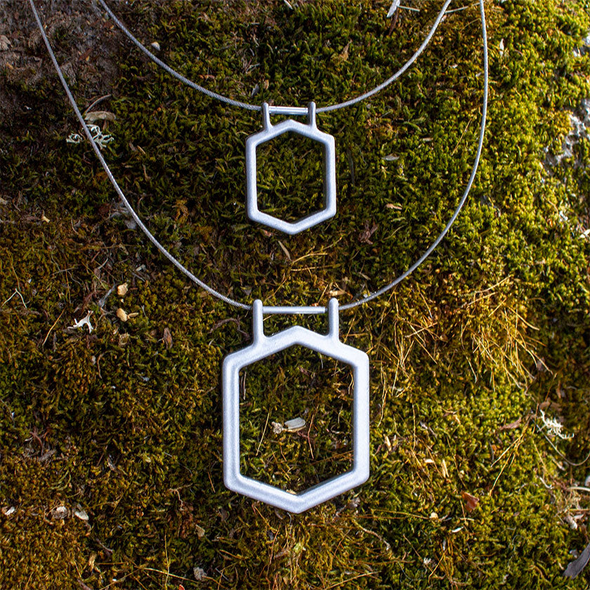 Common Ground Necklace Jewelry | Portland Oregon USA | Stand For Progress