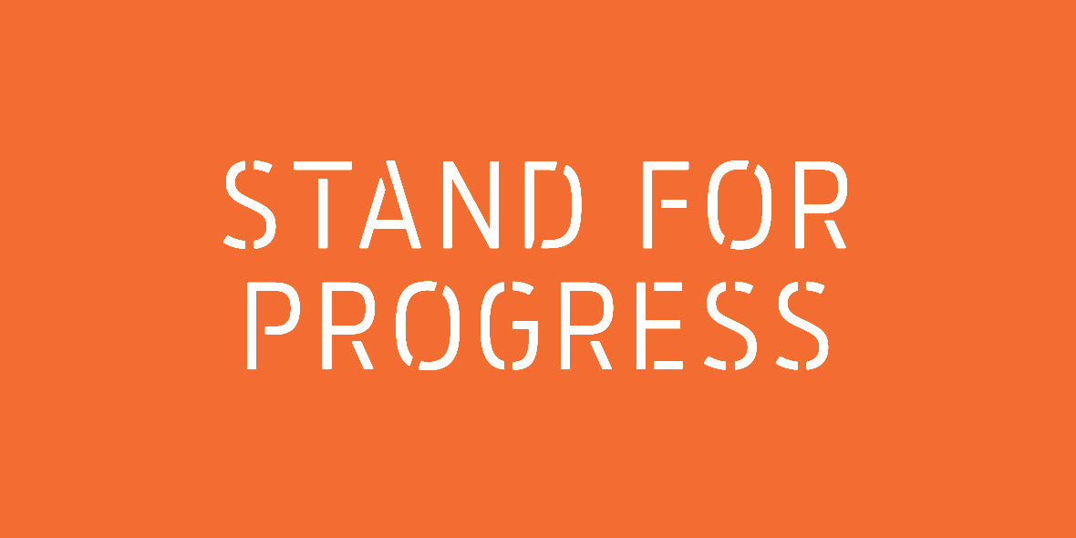 Common Ground Stand For Progress | #ProgressLooksLike