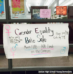 Common Ground Gender Equality Bake Sale