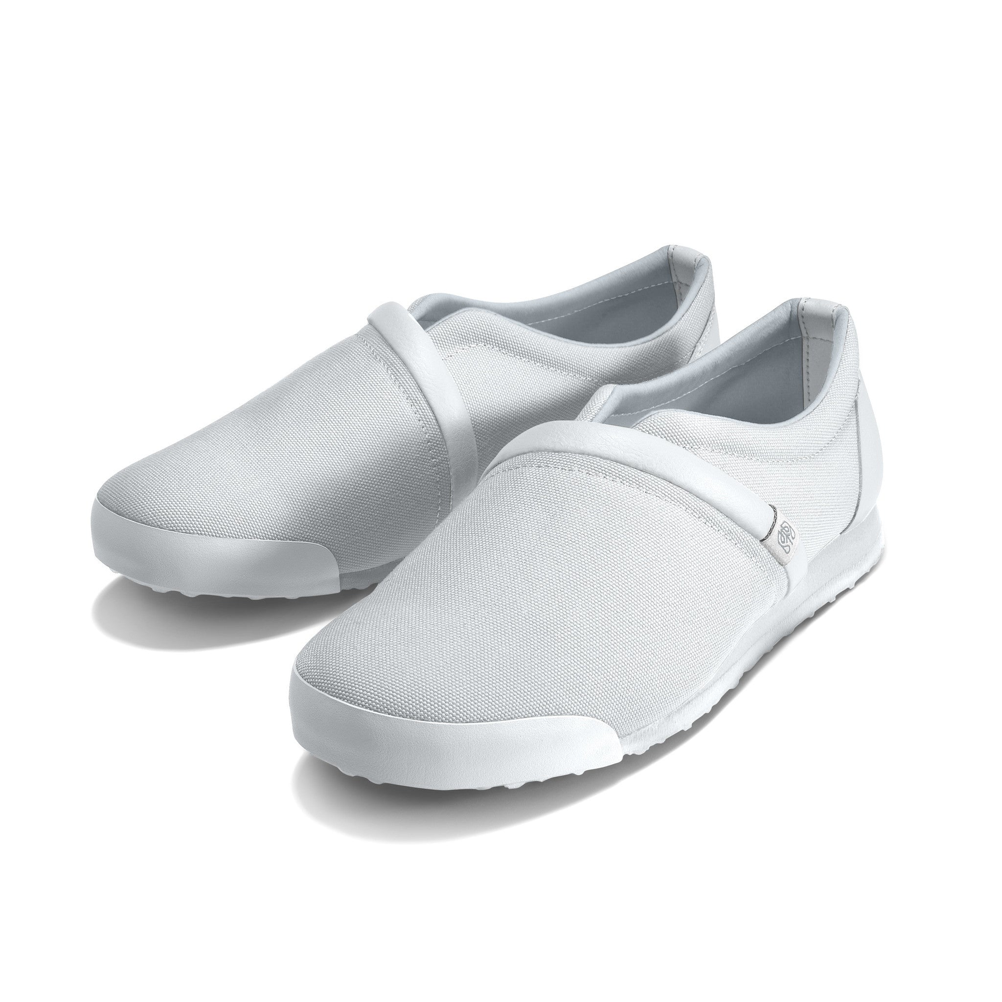 Bright_White - Common Ground Footwear Shoes Left Perspective View