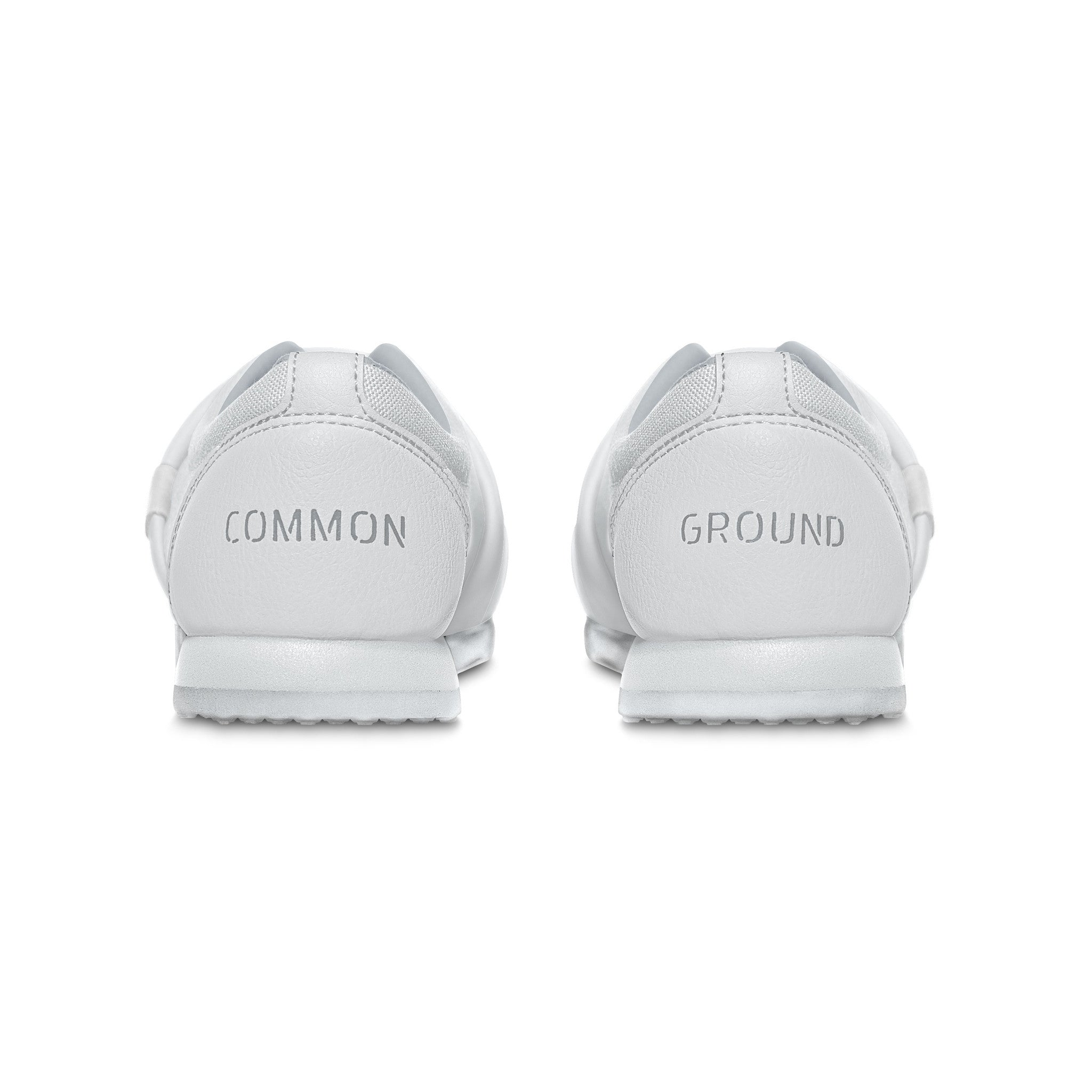 Bright_White - Common Ground Footwear Shoes Heel View