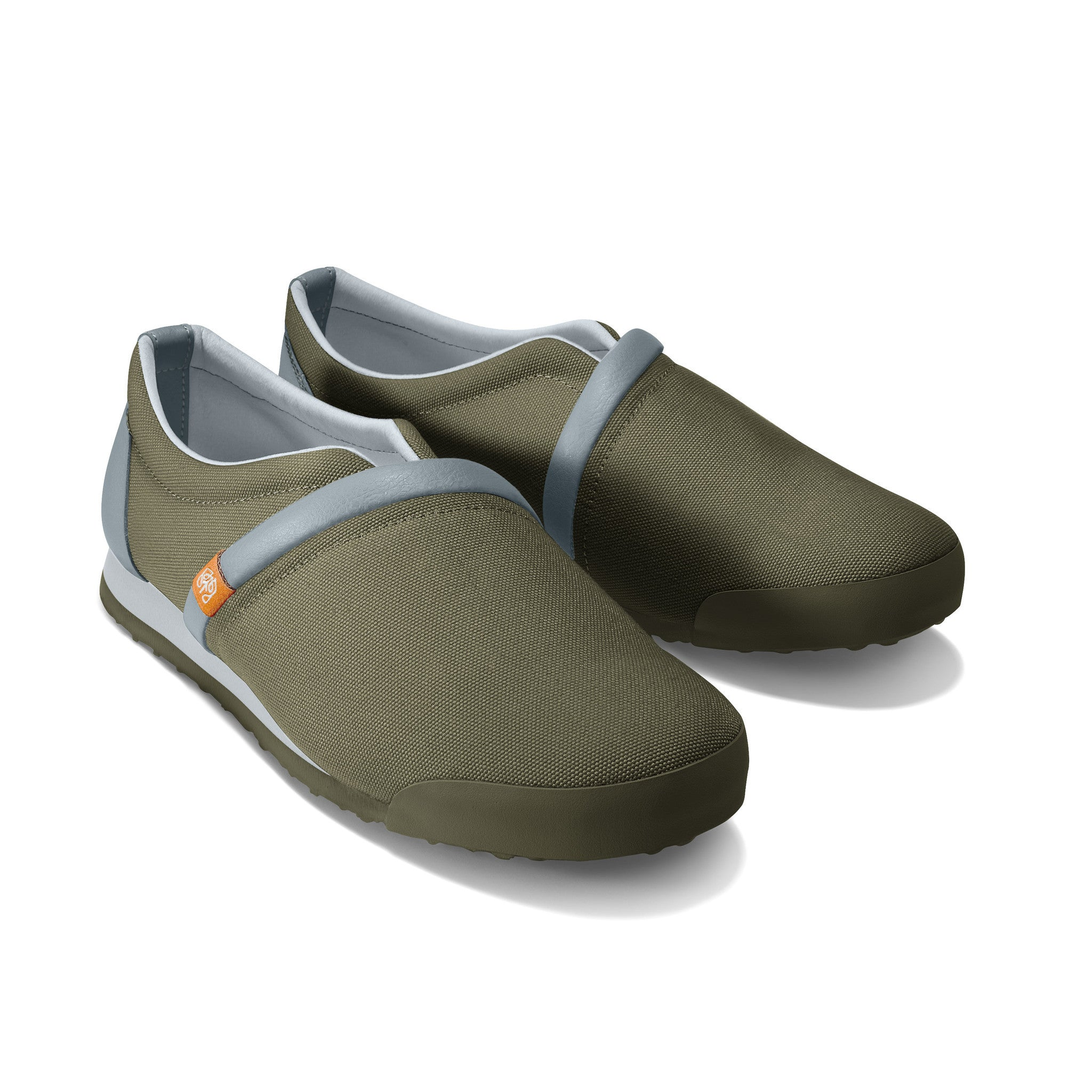 Military_Olive - Common Ground Footwear Shoes Right Perspective View