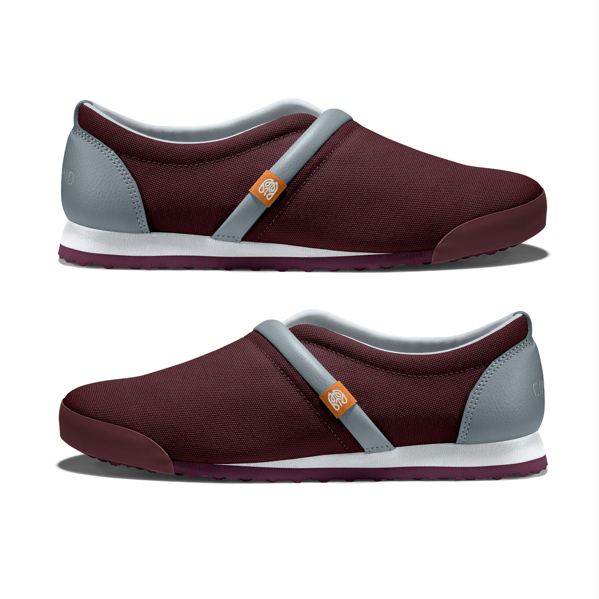 Cabernet - Common Ground Footwear Shoes Side View