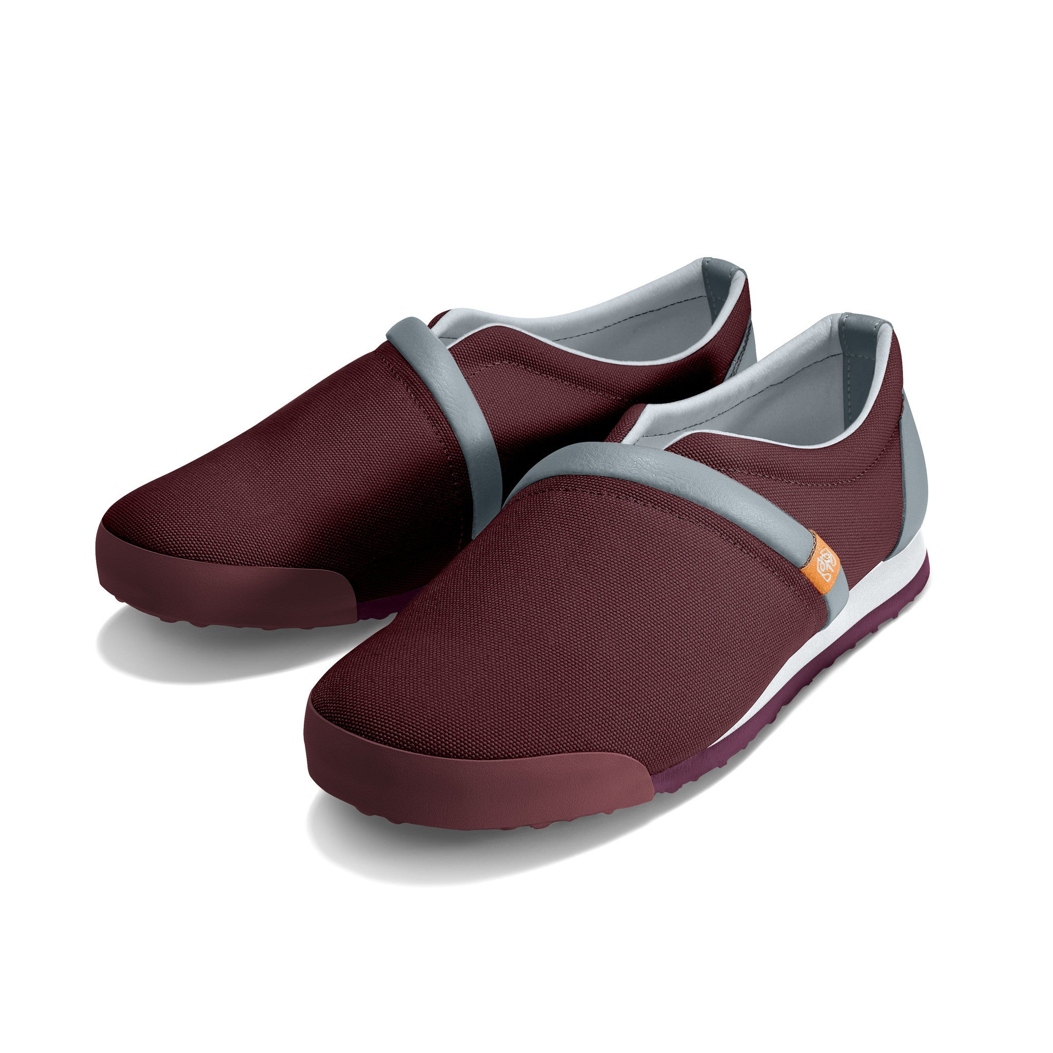 Cabernet - Common Ground Footwear Shoes Left Perspective View