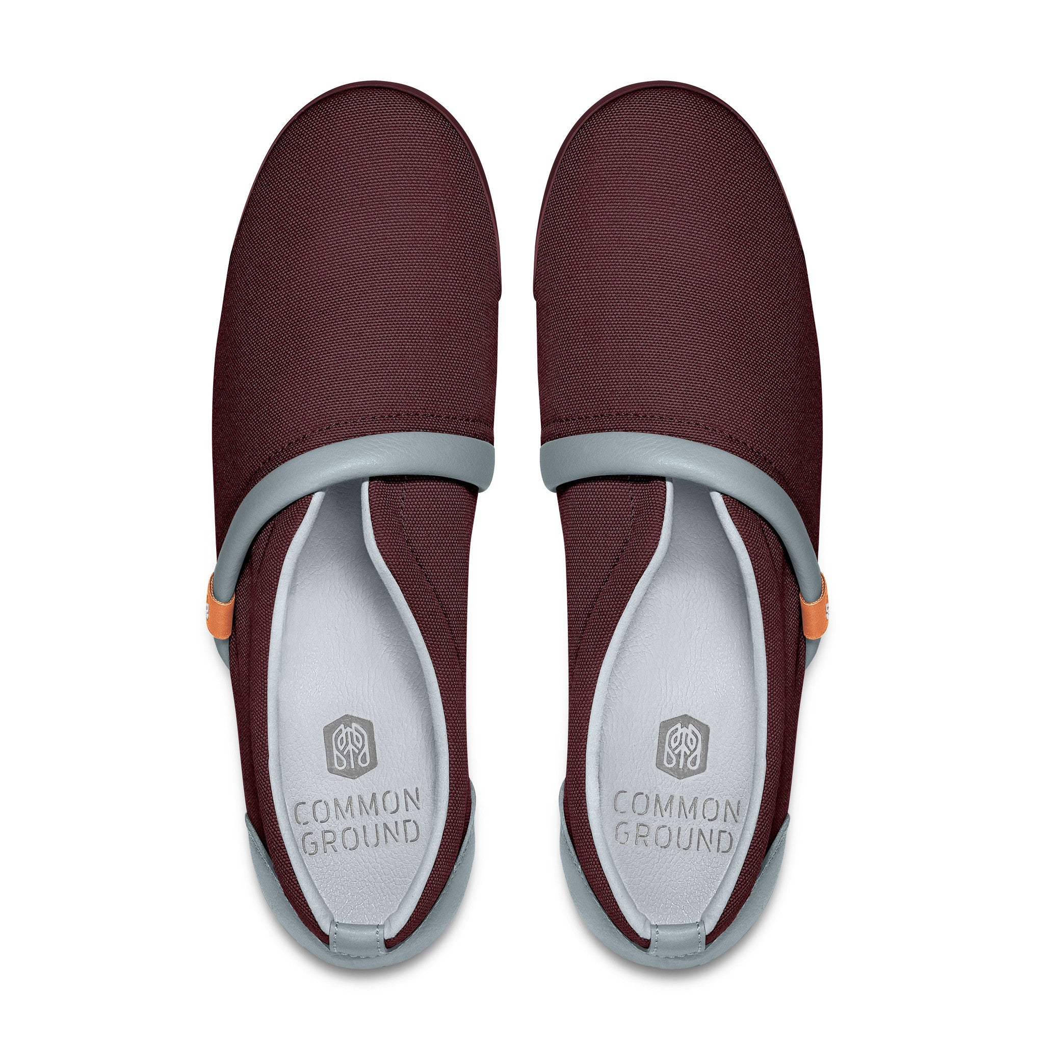 Cabernet - Common Ground Footwear Shoes Top View