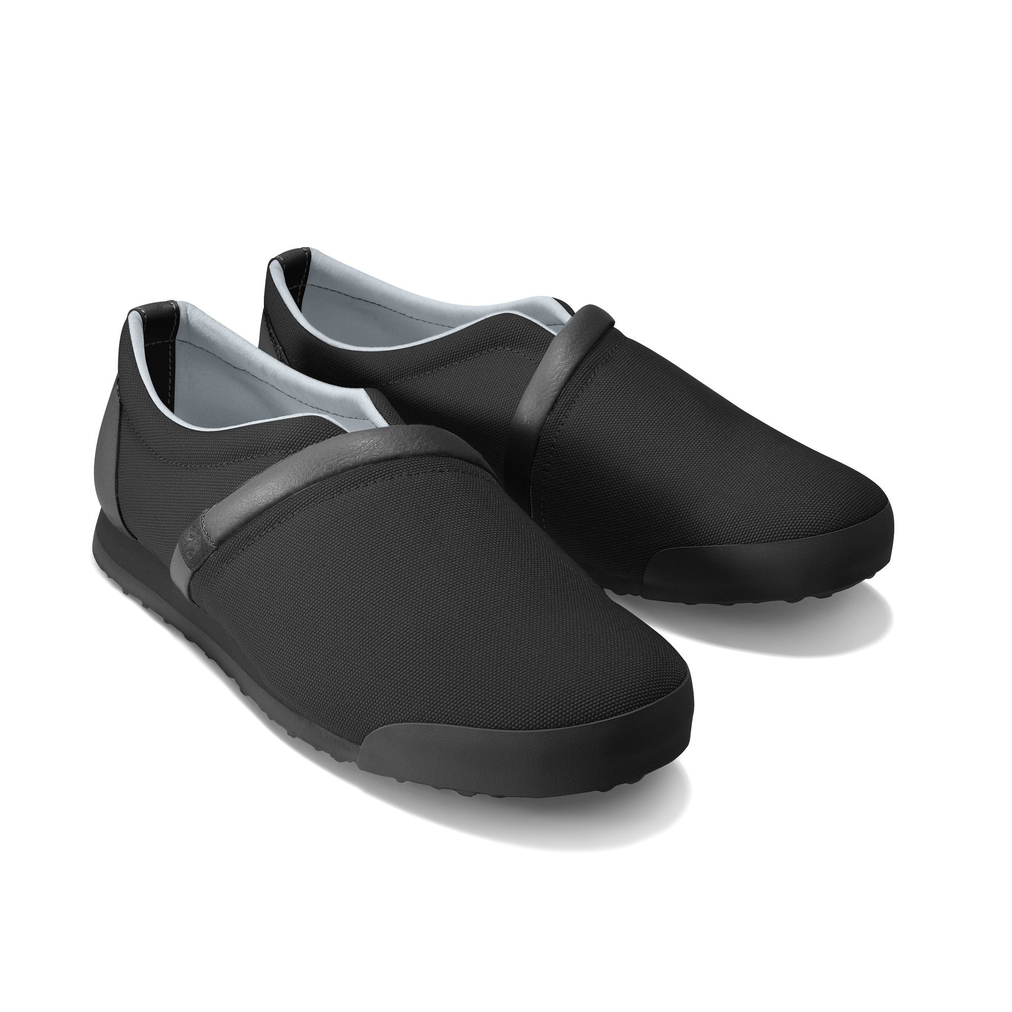 Jet_Black - Common Ground Footwear Shoes Right Perspective View