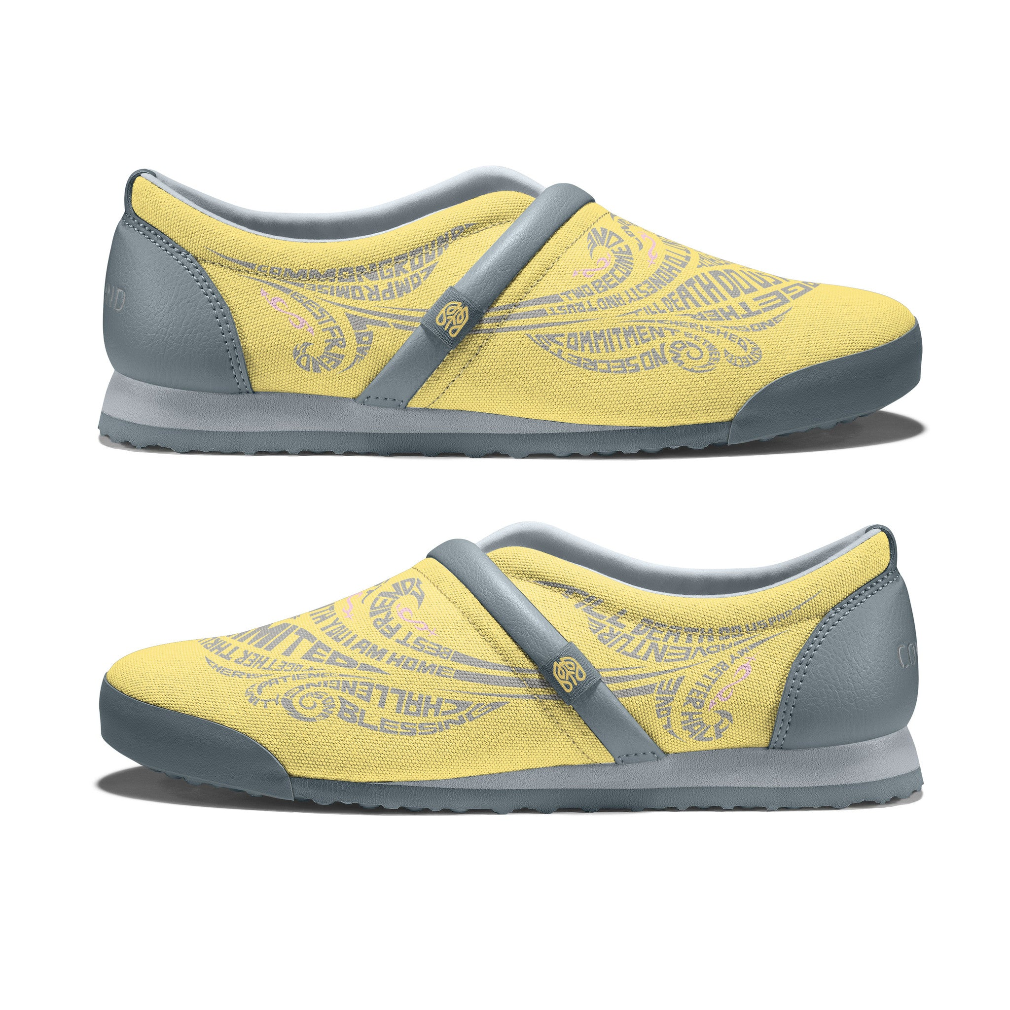 Goldfinch - Common Ground Footwear Shoes Side View