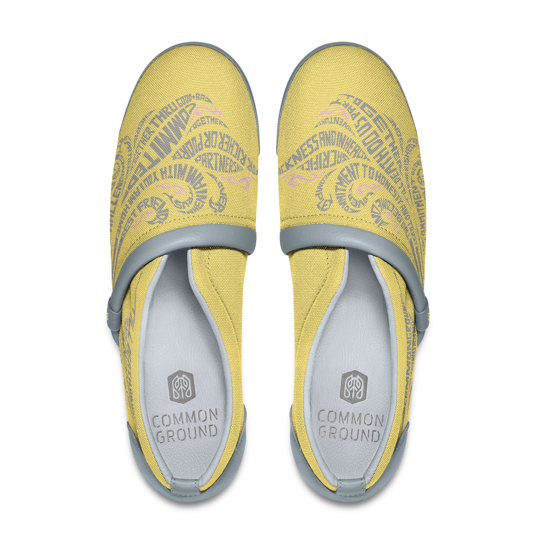 Goldfinch - Common Ground Footwear Shoes Top View
