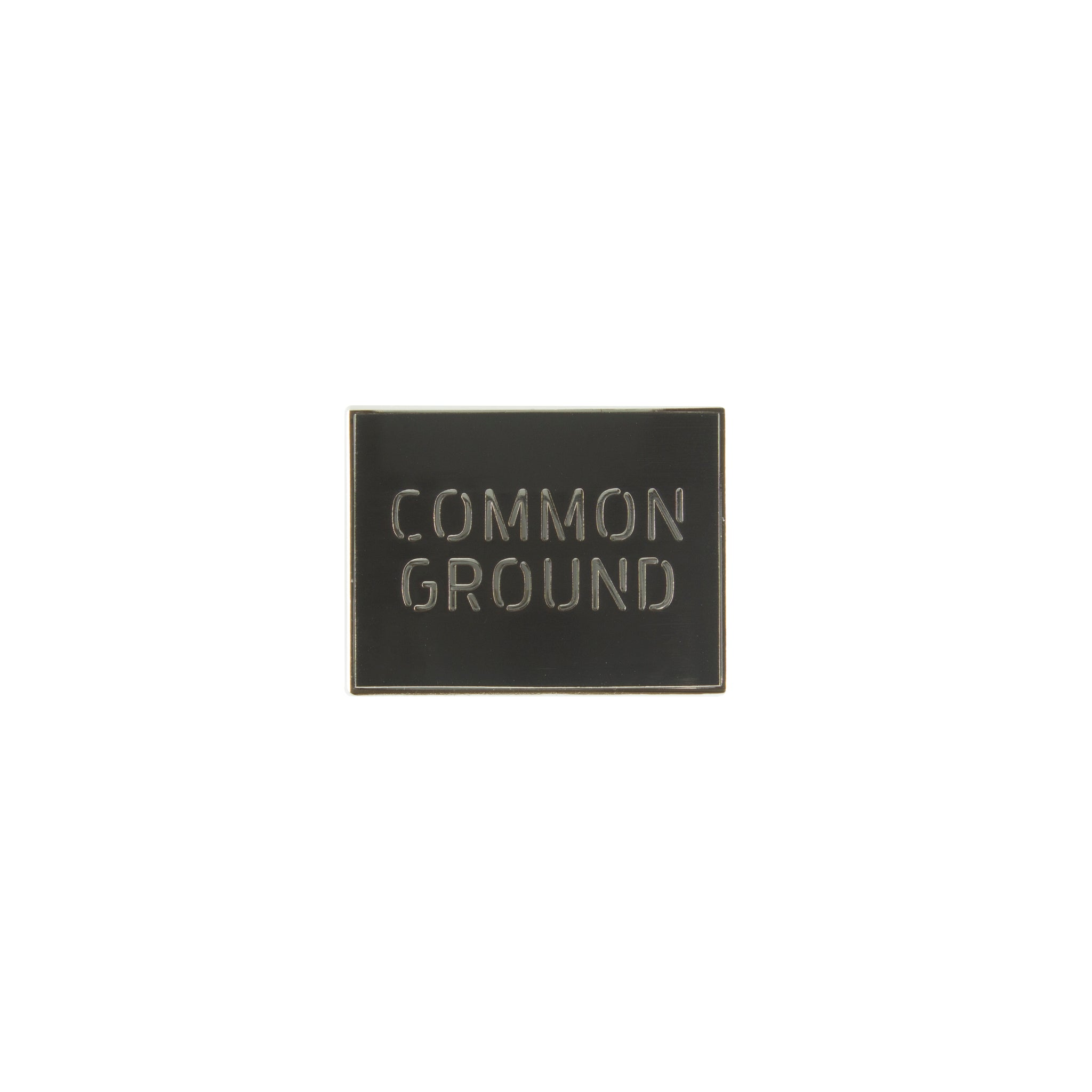Jet_Black - Common Ground Pin Front View