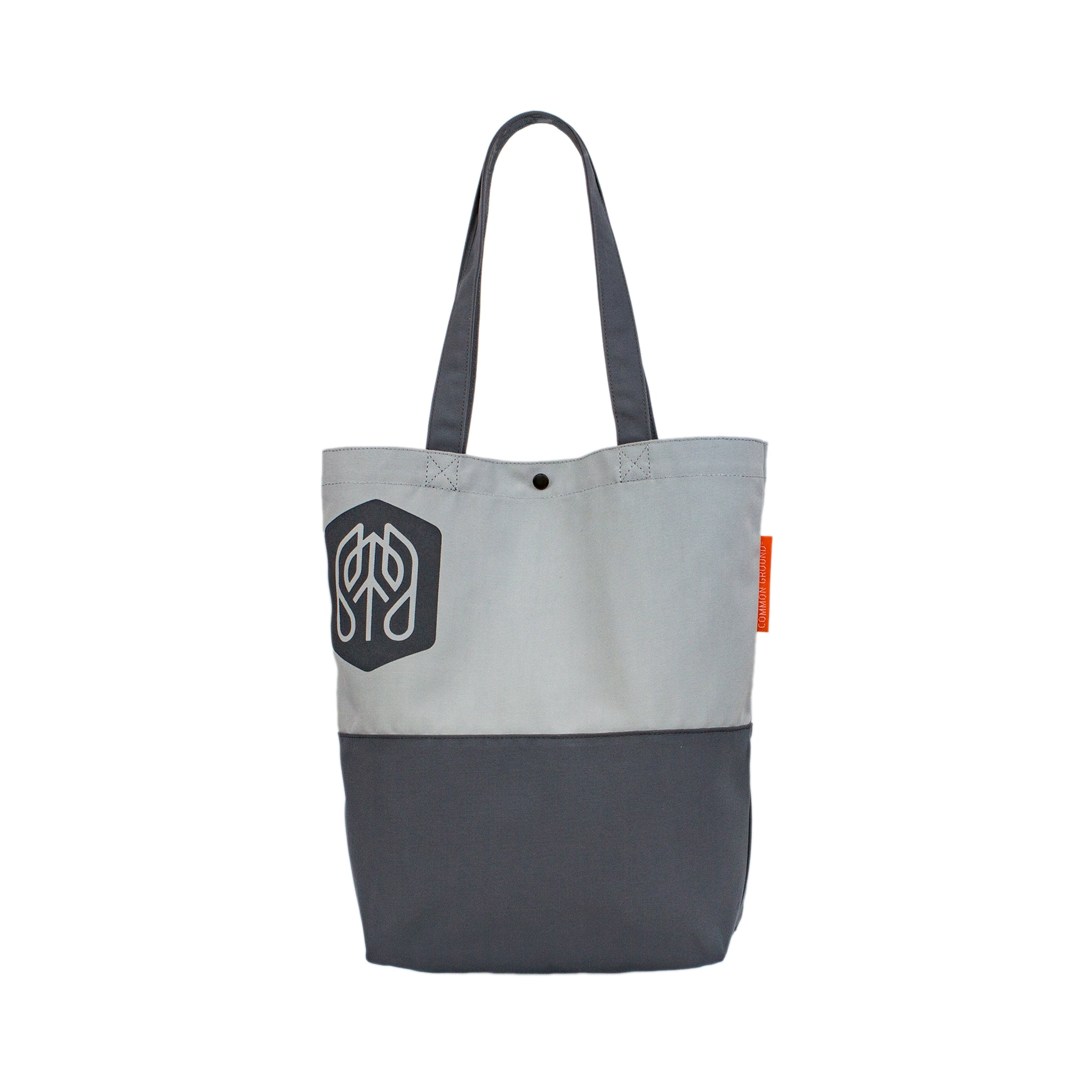 Castle_Rock - Common Ground Utility Tote Bag Front View