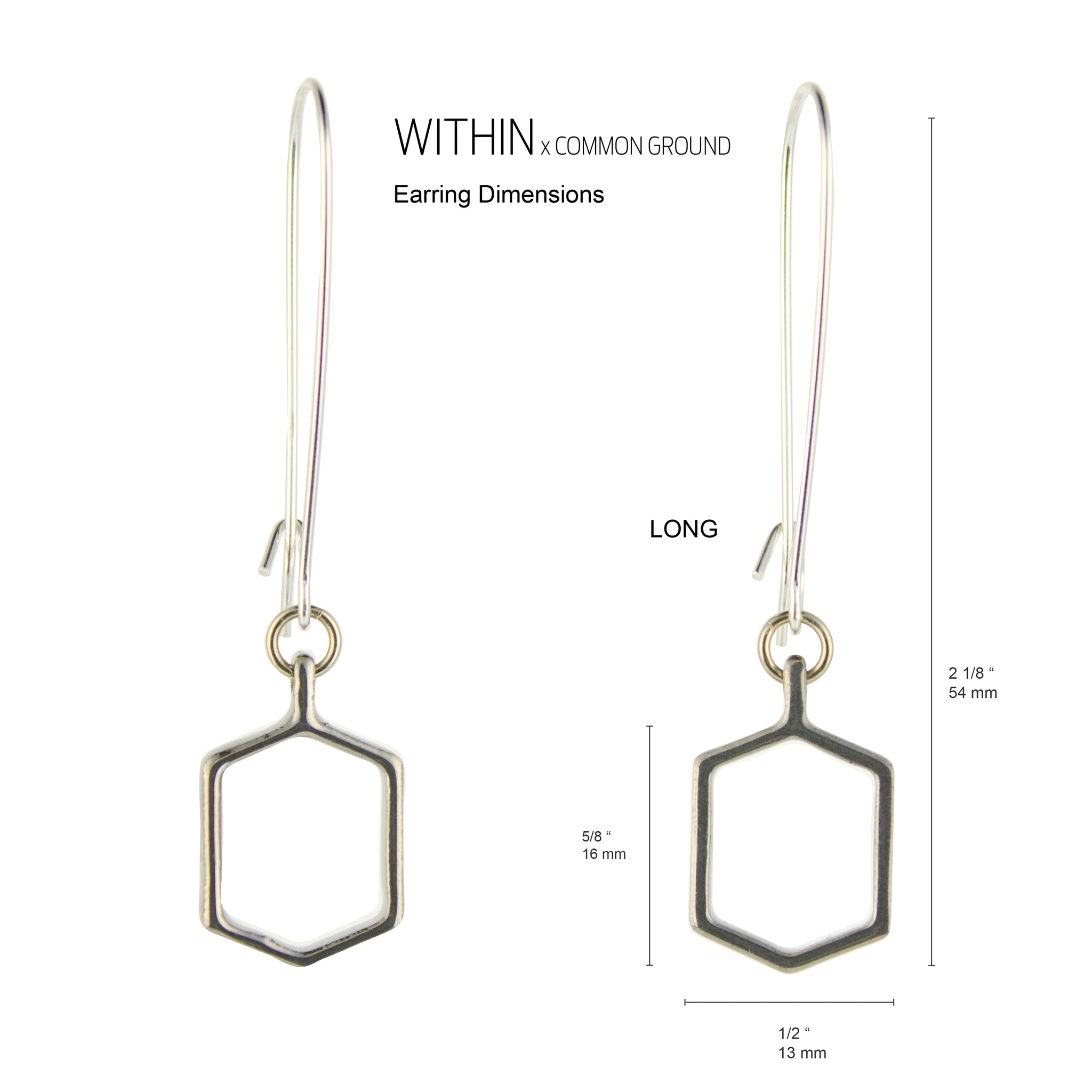 Super_Chrome - WITHIN x COMMON GROUND Jewelry Dim View