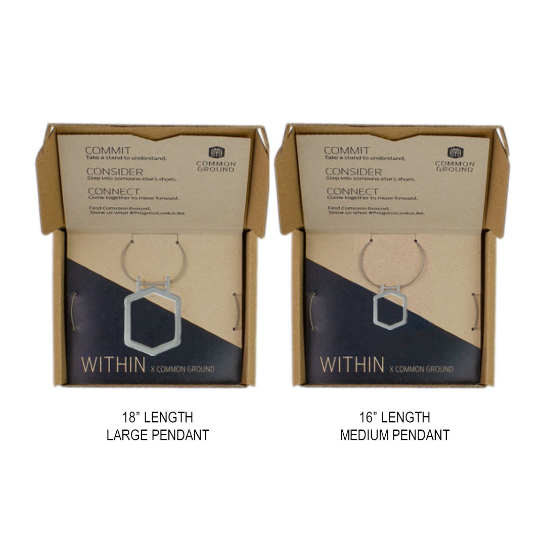 Super_Chrome - WITHIN x COMMON GROUND Jewelry Packaging