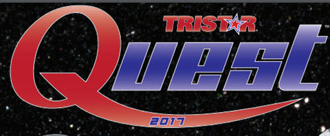 2017 Tristar Quest 1 Envelope Break (19 Total Spots SEE DESCRIPTION) ID 17TRISQ130