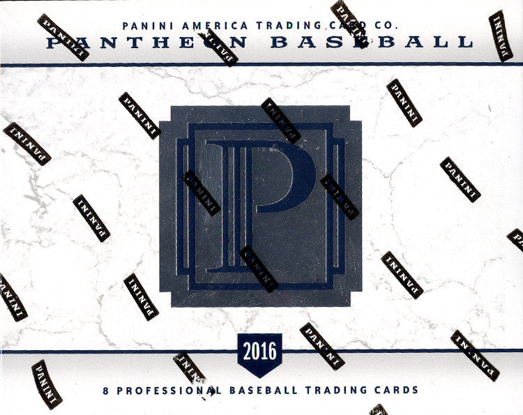 2016 Panini Pantheon Baseball Hobby 4 Box Case 32 HITS!! PICK YOUR TEAM BREAK (YANKEES BONUS RANDOM) ID 16PANTHBB265