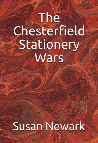 Paperback The Chesterfield Stationery Wars Fiction Literature Novella Print Edition