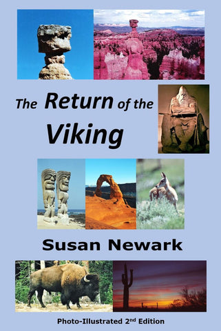 E-Book The Return of the Viking Travel Adventure Stories National Parks Europe Hawaii Southwest