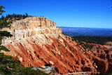 Rainbow Point 8X10 Matted Photo Southwest Bryce Canyon National Park