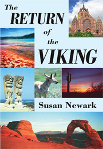 Paperback The Return of the Viking Travel Adventure Stories National Parks Europe Hawaii Southwest  Print Edition