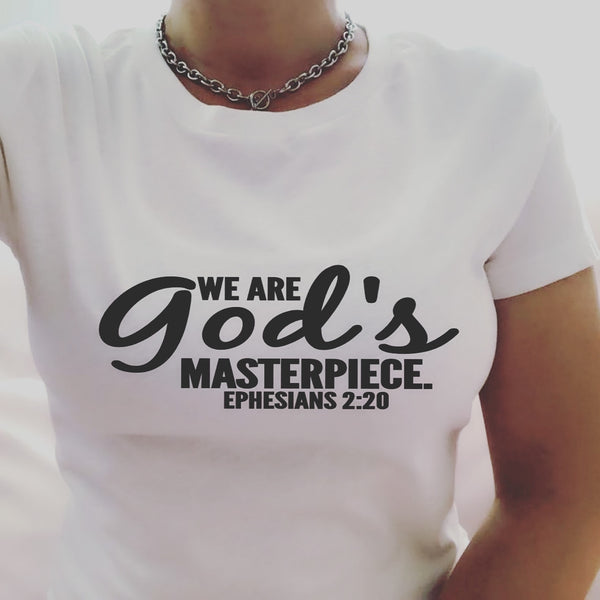 We are God's  Masterpiece