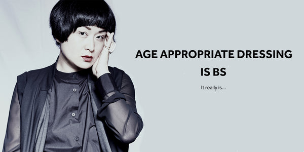 Age Appropriate Dressing Is BS. What To Say When Being Asked 'Are you having a midlife crisis?'