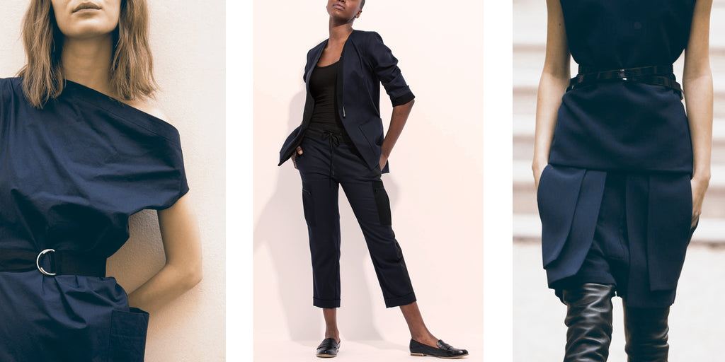 Find Your Style: How To Wear Navy And Black