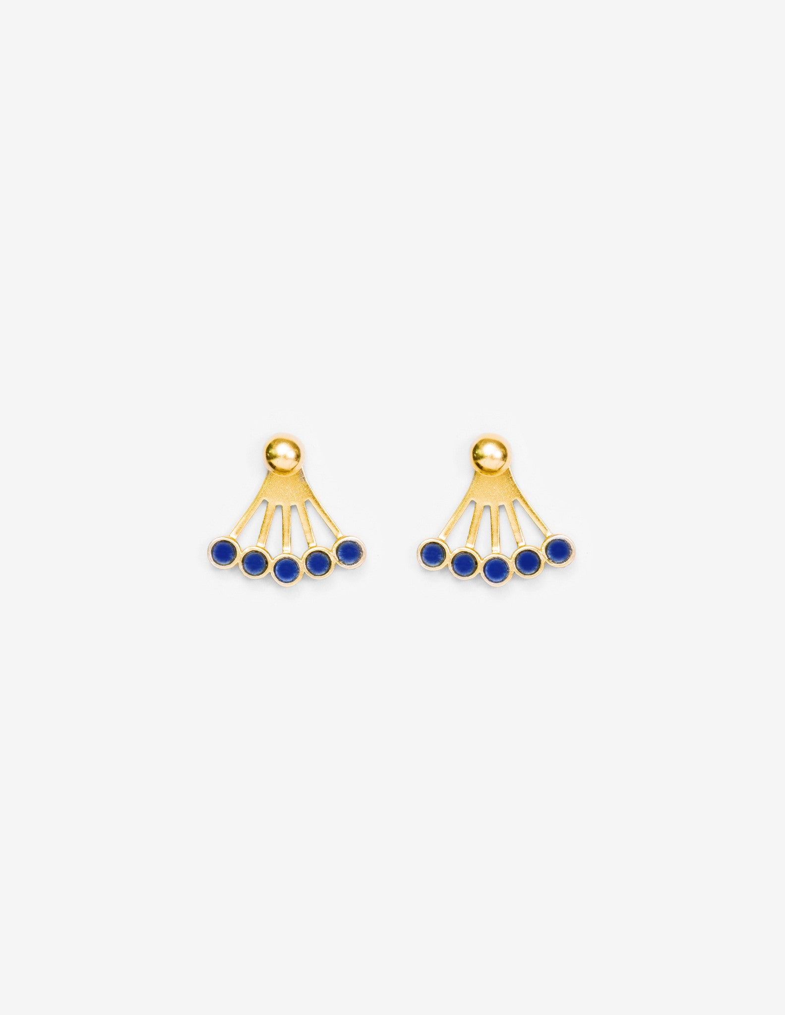 Skandaza lapis Earrings