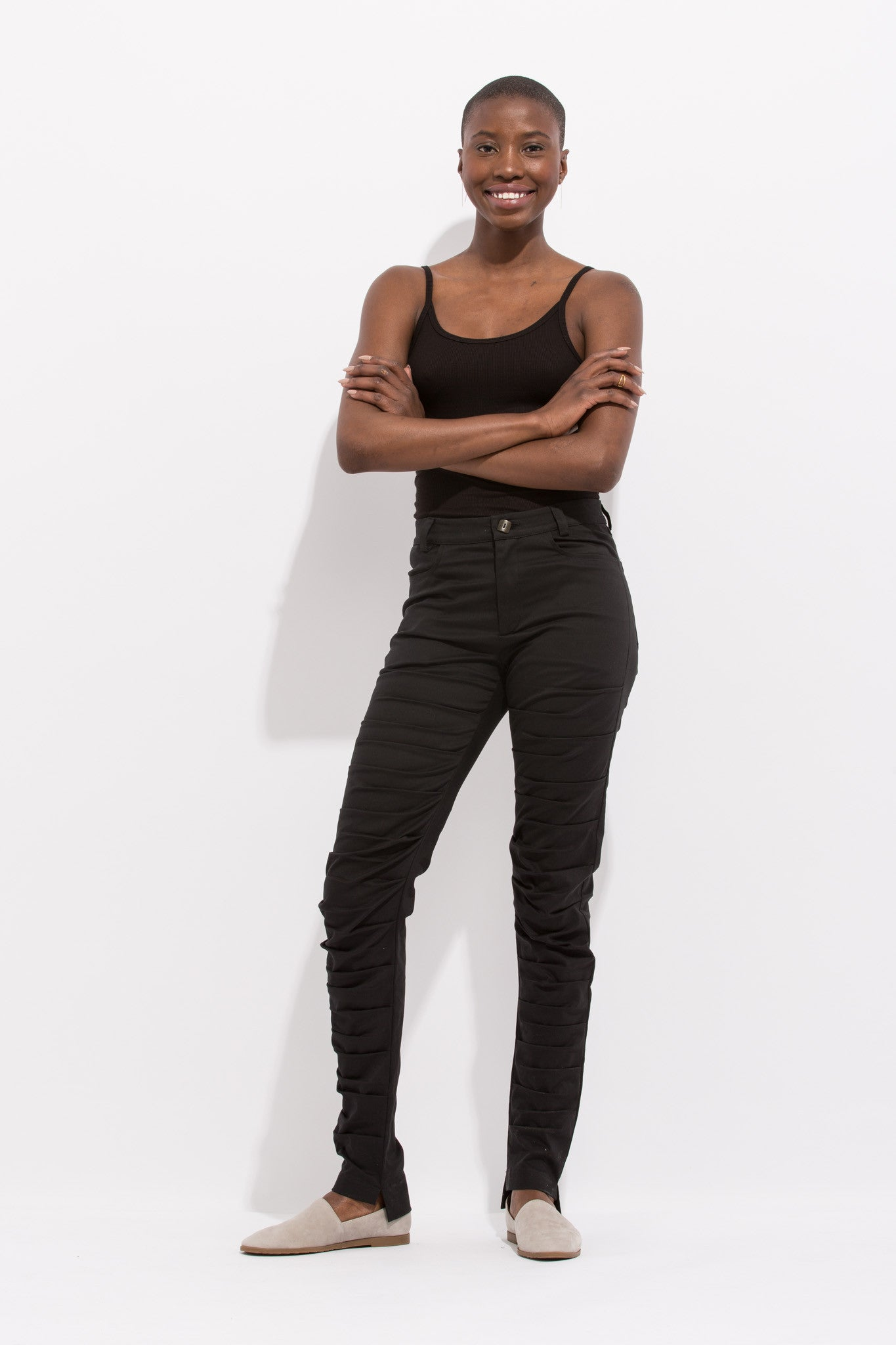 Slim Slouch Jeans