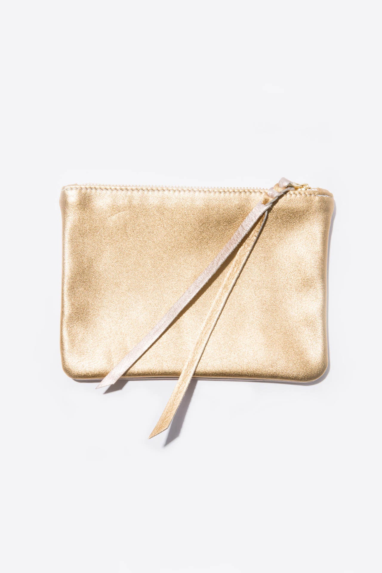 Metallic Medium Pouch