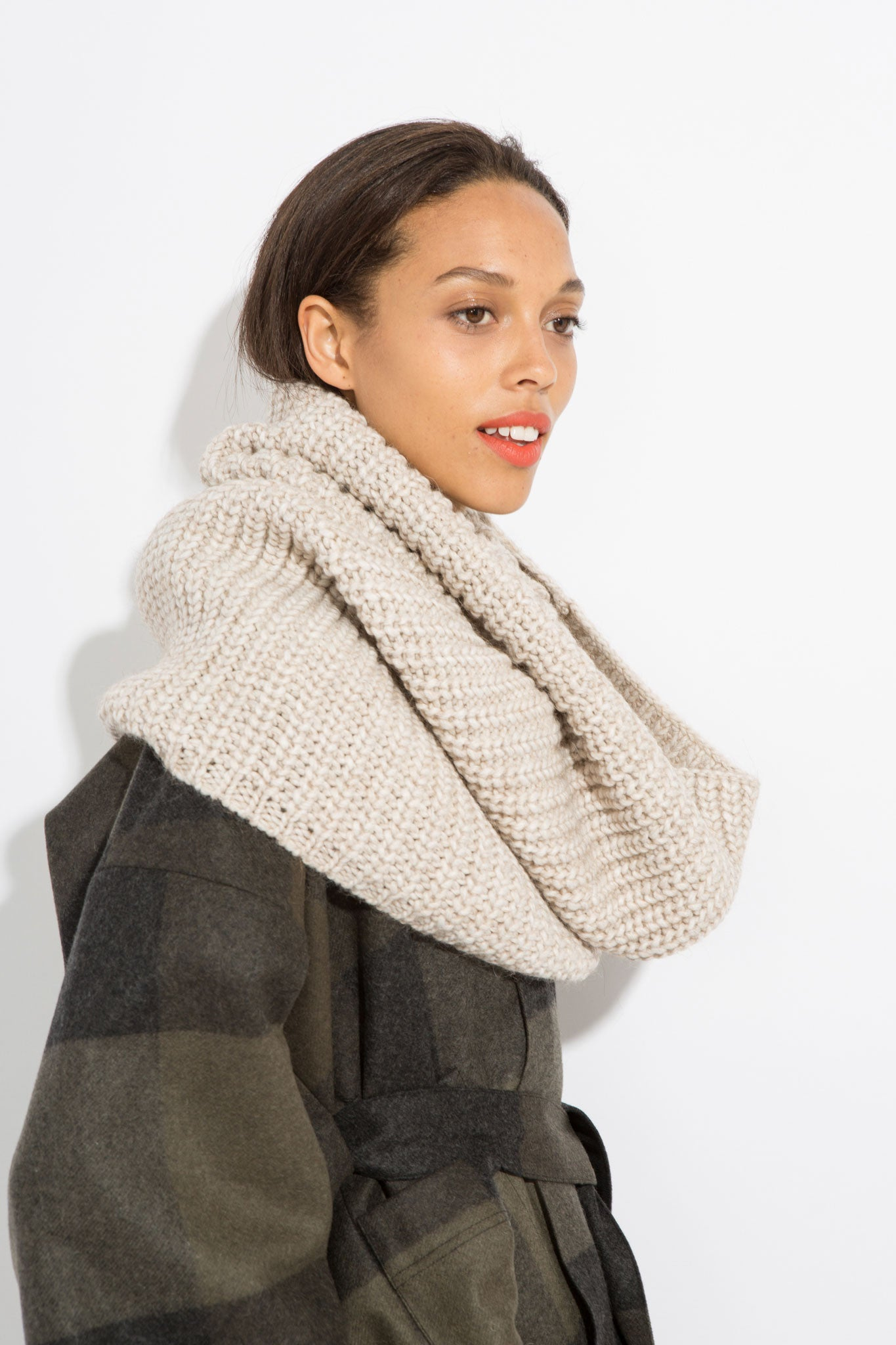 Vita Snood - Oatmeal